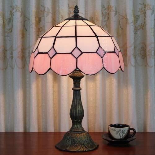 GXY Lámpara de Mesa, Lámpara de Cristal de Stock de 20 Pulgadas...