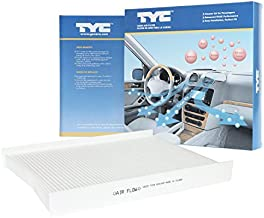 TYC 800194P Replacement Cabin Air Filter Compatible with Kia Sorento
