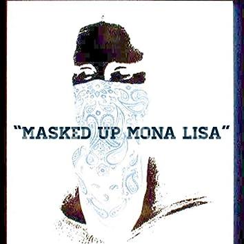 Masked Up Mona Lisa