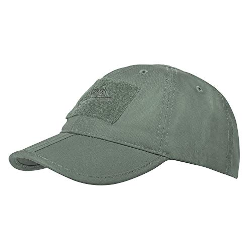 Helikon Hommes Baseball Casquette Pliable Olive Drab