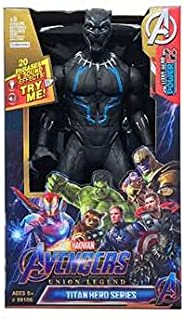 Super Hero Toys Avenge Figures for Kids Birthday Gift By PRIME TECH ™ (Panther)