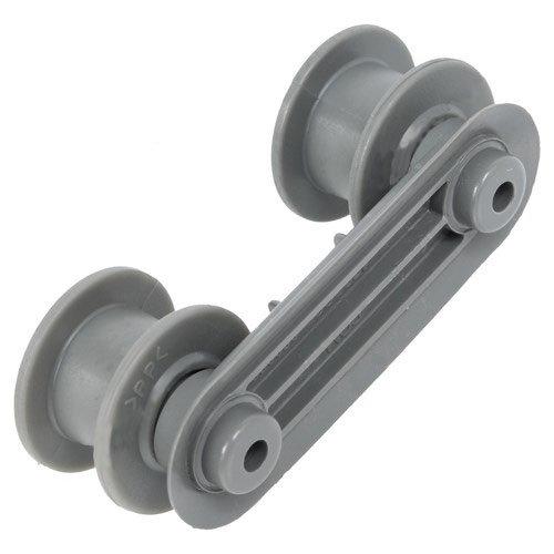 Blomberg Geschirrspüler Korb Rollen Unterstützung Lenkrolle Bracket gs4140(grau)