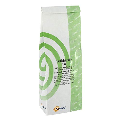 Aurica Teufelskralle Tee bei rheumatischen Beschwerden, 250 g Tee