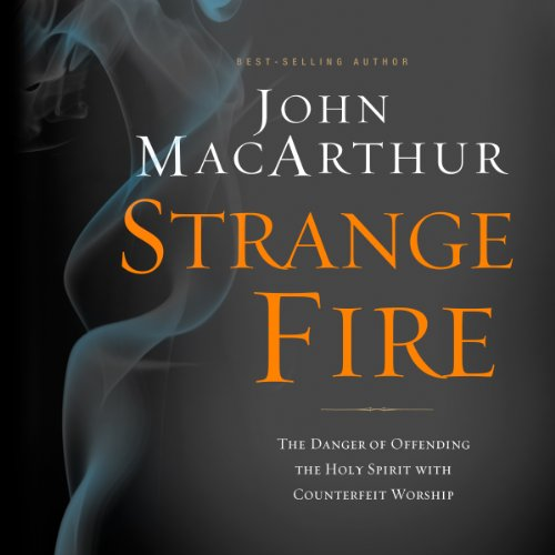 Strange Fire audiobook cover art