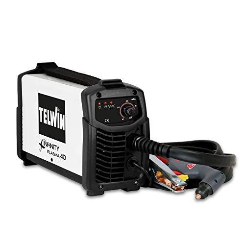 Telwin INFINITY PLASMA 40, sistema inverter di taglio al plasma, 230V