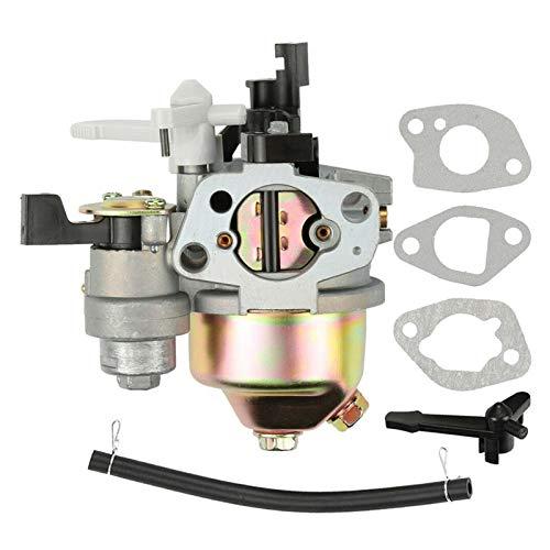 UGUTER Zld Motorcross Carburador Carburetor Carb Fit para GX160 GX168F GX200 5.5HP 6.5HP Motor de Junta de tubería de Combustible (J) TTR 225 carburador