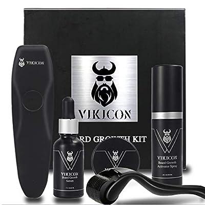 Bartwachstum Set VIKICON Bartpflege