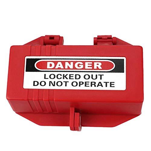 Bozzys suministro remiendo panel de bloqueo caja de bloqueo para el hogar enchufe enchufe bloqueo de enchufe electrodomésticos enchufe bloqueo lavadora lavadora tv aire acondicionado enchufe enchufe e