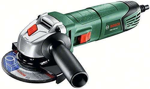 Bosch PWS 700-115 - Amoladora angular (11000 RPM, Negro, Verde, 91 dB, 3 dB, 102 dB, 3 dB)