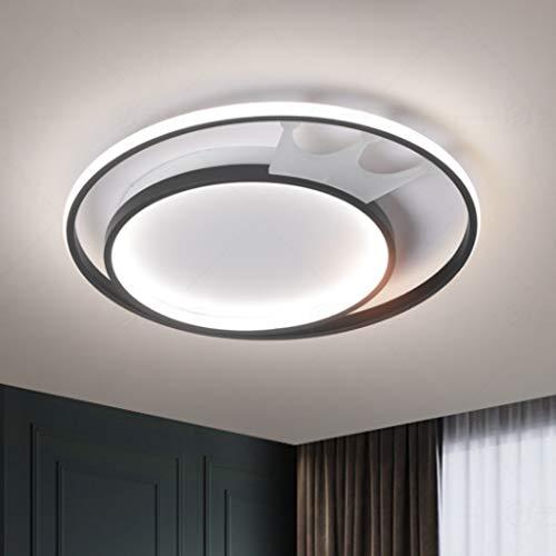 Corona para niños, luz de techo, luces led, luces para habitación de niños, luces de techo para habitación de niños, lámpara led regulable para habitación de niños, pantalla de acrílico LED