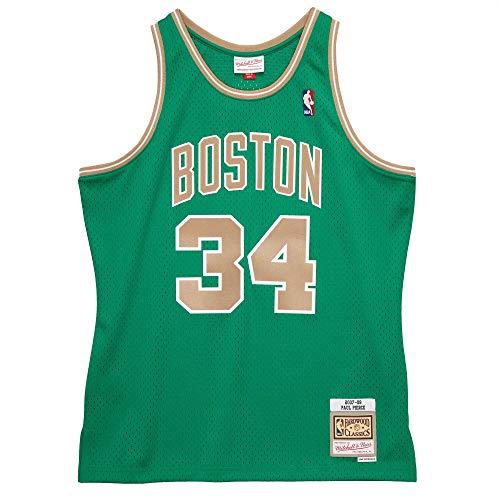 Mitchell & Ness Swingman Paul Pierce Boston Celtics 2007-08 Mesh Jersey - XL