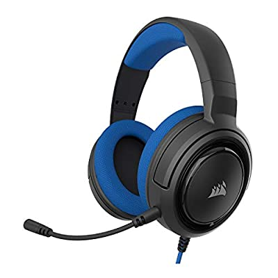 Corsair HS35 - Stereo Gaming Headset - Memory Foam Earcups - Headphones Work with PC, Mac, Xbox One from