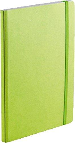 Fabriano 19821858 Taccuino con Elastico, Formato A5, Lime