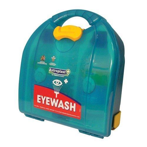Astroplast Mezzo Eyewash Dispenser by Wallace Cameron