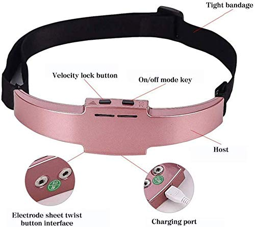 Elektrischer HauptMassager Schlaf-Apnoe-Monitor Migräne EntlastungMassager InsomniaTherapie Stress abzubauen/Angst/Relax Massage massagegerät