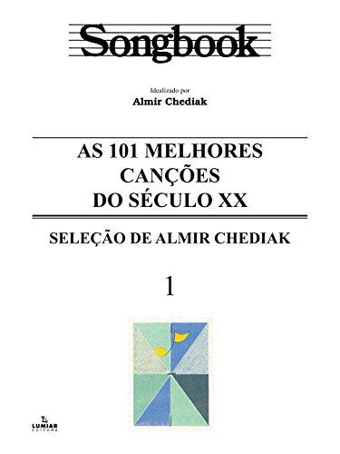 Songbook As 101 melhores canções do século XX