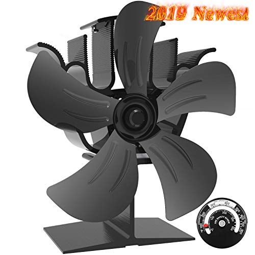 Stove Fan for Fireplace