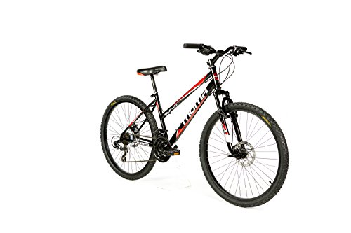 Moma Bikes Sun Trekkingrad, Schwarz, One Size