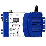 Rouku Modulateur Hdm68 Modulateur numérique RF Hdmi Modulateur AV vers RF Convertisseur VHF UHF Pal/Ntsc Modulateur Portable Standard