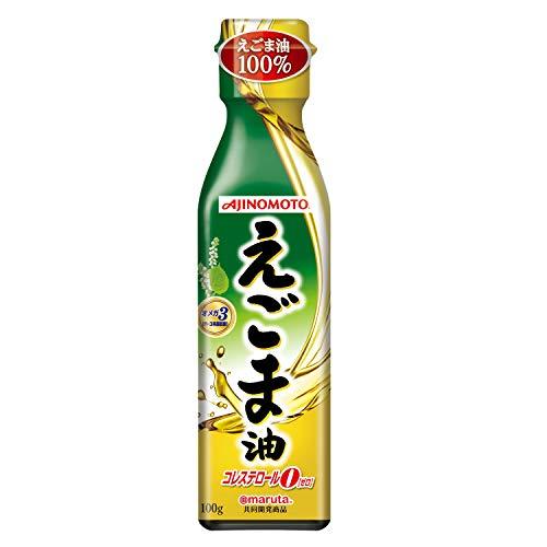 J-オイルミルズ AJINOMOTO えごま油 100g ×4本