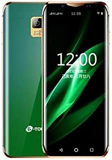 ShenZhen Brand Phones K-TOUCH i10, 2GB+64GB, Face ID Identification, 3.46 inch MTK6739V/CWA Quad Core 1.5Ghz, Network: 4G, Dual SIM, Support Google Play(Black) (Color : Green)