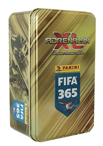 37 3 EL Panini France SA SA Football TCG Adrenalyn XL 2019-20 2526-021 Metal Box