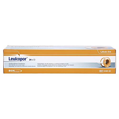 Leukopor Fixierpflaster 1.25cm