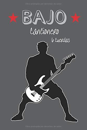 baratos y buenos Tablaturas para bajo – Bajo de 6 cuerdas: Libro de canciones – 120 páginas en blanco calidad