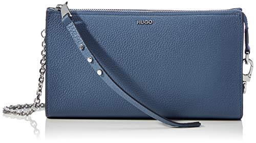 HUGO Damen Victoria Mini Bag Clutch, Bright Blue439, Normal