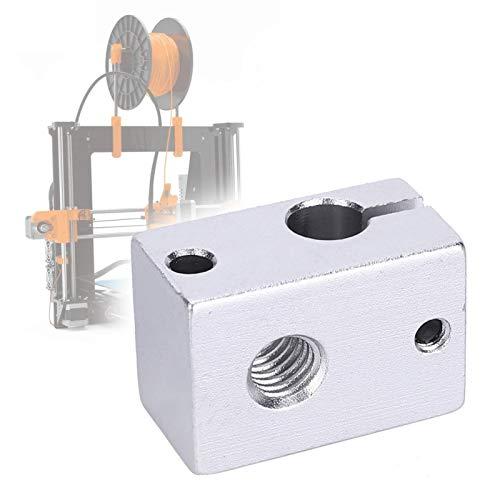 Accesorio de las piezas de la impresora 3D del bloque del calentador 5pcs para la producción de la industria
