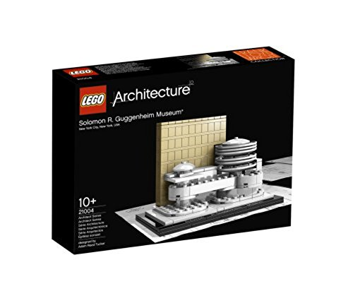 LEGO Architecture - 21004 - Jeu de Construction -...