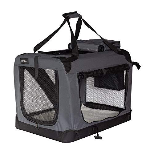 Petsfit Folding Soft Dog Car Crate
