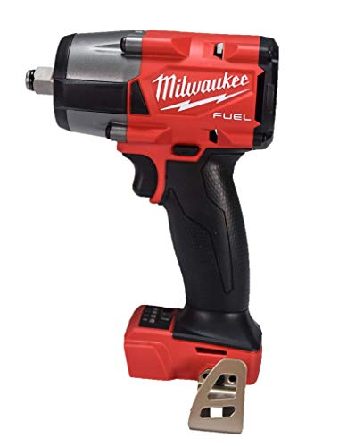 """Milwaukee 2962-20 M18 18V Fuel 1/2"""" Mid-torque Impact Wrench with Friction Ring"""