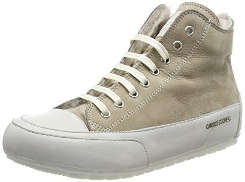 Candice Cooper Damen Plus Chelsea Boots, Beige (Taupe 000), 42 EU