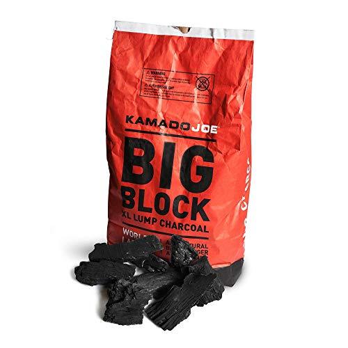Kamado Joe All Natural Big Block Argentinian XL Premium Charcoal, 20 Lb (6 Pack)