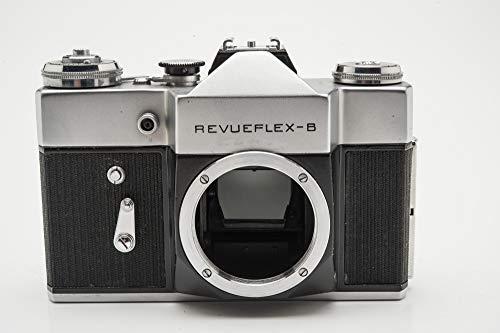 Revue Revueflex-B SLR Kamera Spiegelreflexkamera Body Gehäuse
