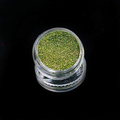 Gabcus 1pcs 1g Jar Holographic Laser Shining At the price of surprise Dust Glitters Max 40% OFF Nail