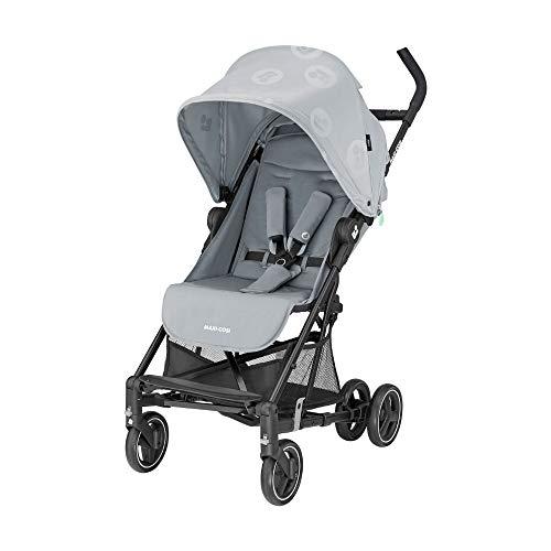 Maxi-Cosi Mara, Kompakter Buggy, geeignet ab der Geburt, 0 Monate - 4 Jahre, 0-22 kg, Brave Grey (grau)