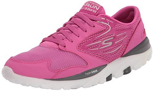Skechers Womens Go Og Hyper - Minimal Running Shoe, Pink, 5.5 US