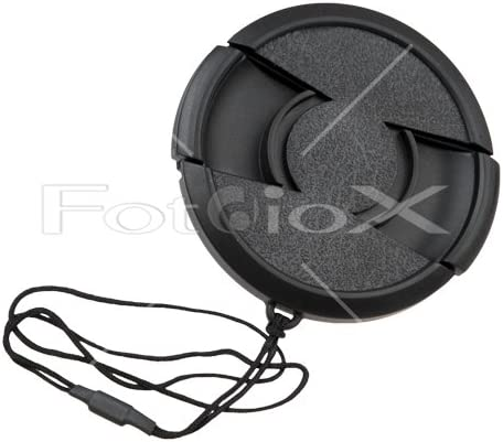 Fotodiox Inner Pinch Lens Cap store with 86mm Cover Reservation Keeper