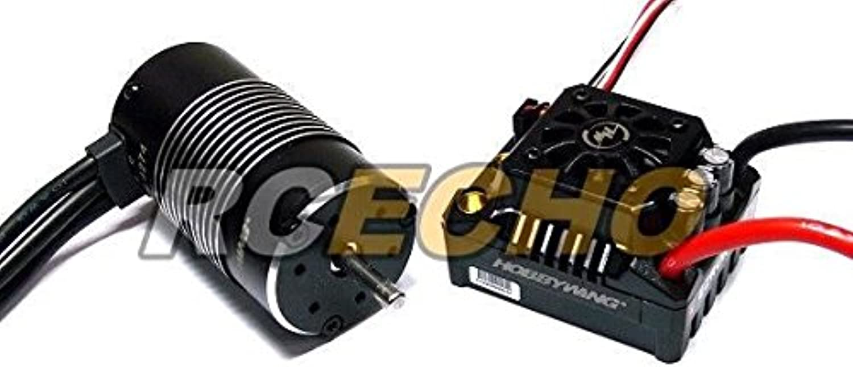 RCECHO& 174; HOBBYWING EZRUN 4274 2200KV RC Brushless Motor & Max8 150A ESC Combo ME148 174; Full Version Apps Edition