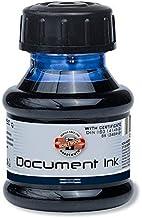 KOH-I-NOOR 50G documento pluma estilográfica de tinta–negro