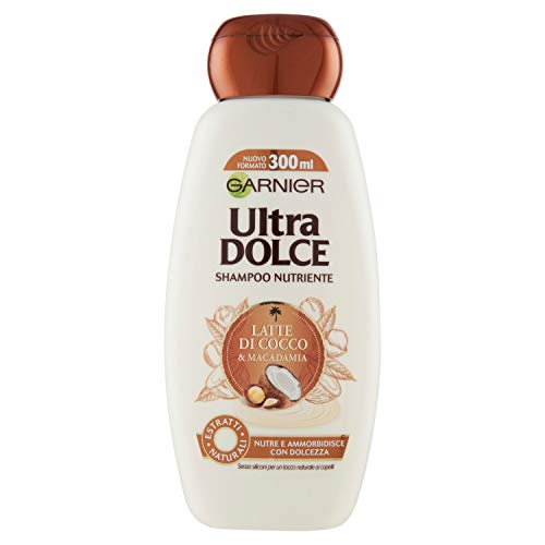 Garnier Shampoo al Latte di Cocco & Macadamia - 300 ml