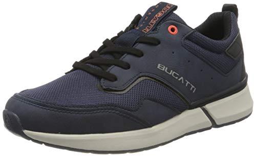 bugatti Herren 342927025000 Slipper, dark blue, 46
