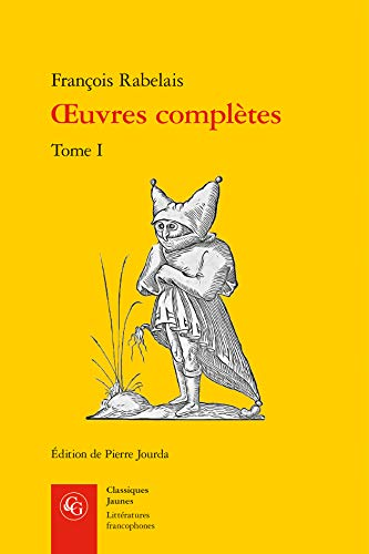 Oeuvres complètes : Tome 1