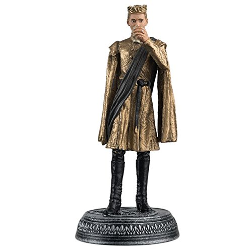 HBO - Figura de Resina Juego de Tronos. Game of Thrones Collection Nº 22 Joffrey Baratheon
