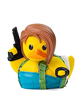 TUBBZ Resident Evil Jill Valentine Collectible Rubber Duck Figurine – Official Resident Evil Merchandise – Unique Limited Edition Collectors Vinyl Gift