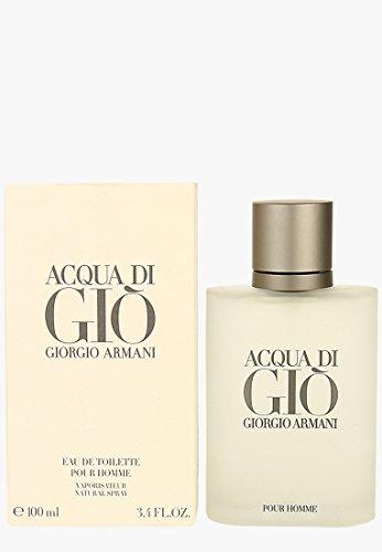 Giorgio Armani Acqua Di Gio Pour Homme EDT Perfumes for Men, 100ml