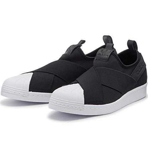 [アディダス] adidas SS スリッポン SS SlipOn コアブラック/コアブラック/コアブラック BZ0112 日本国内正規品 27.5cm