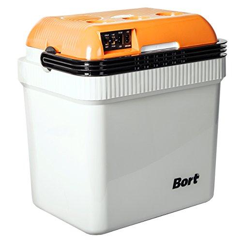 Bort BFK-12/230 koelbox voor auto en stopcontact met koel- en warmhoudfunctie 24 liter, 12 V/230 V